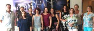 Die Fachgruppe Medizin bei Roche in Greatern Munich
