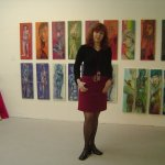 S.Haun auf Kunstmesse in Bonn