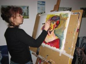 Susanne Haun 2007