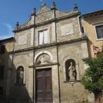 Kirche in Volterra - Foto von Susanne Haun