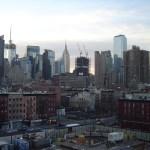 Blick aus unserem Hotelzimmer zum Empire State Building - Foto von Susanne Haun