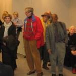 Ausstellungseröffnung Haun - Mattern - German House Galery New York