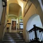 Treppenhaus im Cranach Wohnhaus - Foto von Susanne Haun