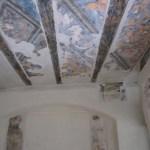 Decke im Wohnhaus Cranachs - Foto von Susanne Haun