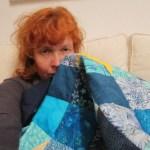Ich benutze den Quilt auch - Foto von Susanne Haun