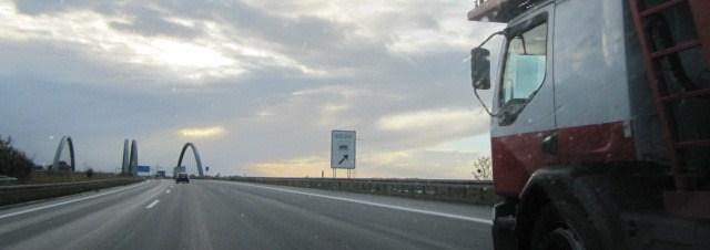 Autobahn Berlin - Hannover - Foto 2 von Susanne Haun