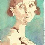 o.T. zur Zeit zu sehen in der Turmgalerie in Imst bei Ingrid Thurner