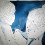 Text im Kopf - Gedanken im Kopf - Zeichnung von Susanne Haun