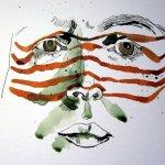 Ich arbeite mich von den Augen zum Mund vor - Susanne Haun