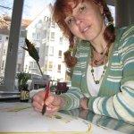 Ich komponiere die Wanderung - Susanne Haun
