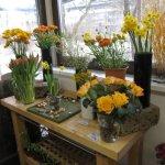Ich mag die farblich zusammengestellten Vasen - Foto von Susanne Haun