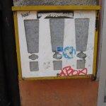 Kaugummiautomaten ohne Kaugummi - Foto von Susanne Haun