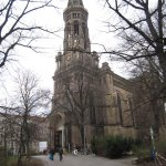 Zionskirche Berlin - Foto von Susanne Haun