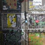 Tür in der Oranienburger Str. - Foto von Susanne Haun