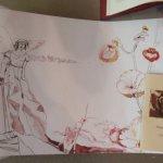 Meine Engelzeichnungen auf 20 x 15 cm sind im Katalog im curach bhán Verlag erschienen