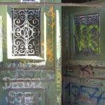 Tür in der August Str. - Foto von Susanne Haun