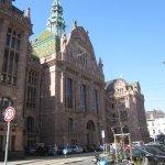 Verwaltungsgericht Düsseldorf - Foto von Susanne Haun