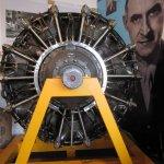 Der Sternmotor - Foto von Susanne Haun