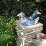 Auch Enten gibt es bei Steffie ;-) - Foto von Susanne Haun