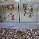 Mein Stillleben vor meinem Atlelierfenster - Foto von Susanne Haun