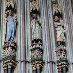 Mir gefällt das Portal des Freiburger Münsters - Foto von Susanne Haun