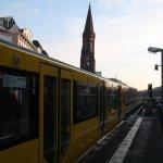 U-Bahnhof Görlitzer Bahnhof - Susanne Haun