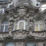 Fassade des Hauses Dorotheenstr. 37 - Foto von Susanne Haun