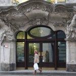 Eingang des Hauses Dorotheenstr. 37 - Foto von Susanne Haun