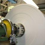 18 Papierherstellung bei der Hahnemühle - am Ende steht die große Papierrolle (c) Foto von Susanne Haun