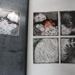Auflagen drucken - Huhn in Mexiko (c) Foto von Radierungen von Susanne Haun (3)