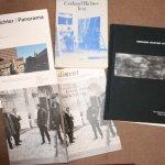 Literatur über Gerhard Richter, die ich empfehlen kann - (c) Foto von Susanne Haun