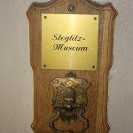 Eine schöne alte Klingel zum Steglitz Museum (c) Foto von Susanne Haun