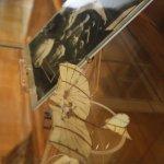 Modell vom Lilienthal Gleiter im Steglitz Museum (c) Foto von Susanne Haun