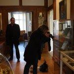 Frank Koebsch und Christiane Weidner im Steglitz Museum (c) Foto von Susanne Haun