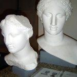 Aphrodite in der Abguss Sammlung Berlin (c) Foto von Susanen Haun