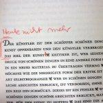 Interessante Zitate (c) Foto von Susanne Haun