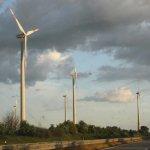 2012 Windräder an der Autobahn (c) Fotos von Susanne Haun