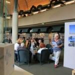 Vernissage Flughafen Tegel (c) Foto von Christiane Weidner