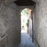 Gleich an der FeWo ist der Weg zum Montone (c) Foto von Susanne Haun