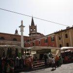 Markt in Forlì (c) Foto von Susanne Haun