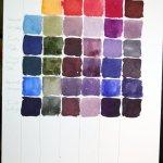 Farbkarte von (c) Susanne Haun