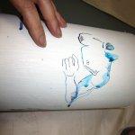 Prometheus ist männlich (c) Zeichnung von Susanne Haun