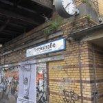 S-Bahnhof Yorkstrasse (c) Foto von Susanne Haun