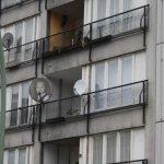 Potsdamer Strasse Antennenkultur (c) Foto von Susanne Haun