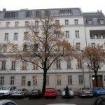 Das Mendelssohn Haus, Sitz der irischen Botschaft (c) Foto von Susanne Haun