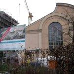 4 Im Dezember sind die Bauarbeiten sehr fortgeschritten (c) Foto von Susanne Haun