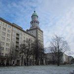 In diesem Turm des Frankfurter Tors ist die Galerie (c) Foto von Susanne Haun