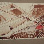 21 Der Schaft der Harpune (c) Zeichnung von Susanne Haun