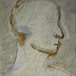 Hat meine Gedanken gelöscht - Leinwand 80 x 60 cm (c) Susanne Haun