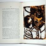 Eine Art des Drucks des alten Manns (c) Künstlerunikatbuch von Susanne Haun